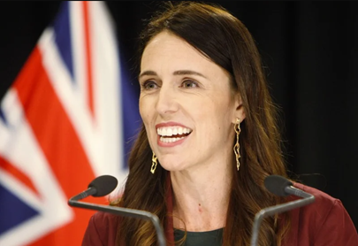 New Zealand Government lead over Opposition down to 14% in April – smallest lead since January 2020